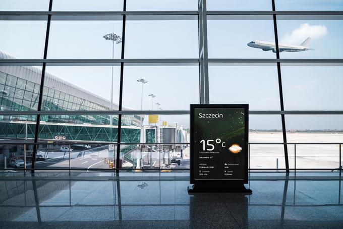 Reklama & Pogoda - Dane prognozy pogody i rozwiązania dla branży reklamowej