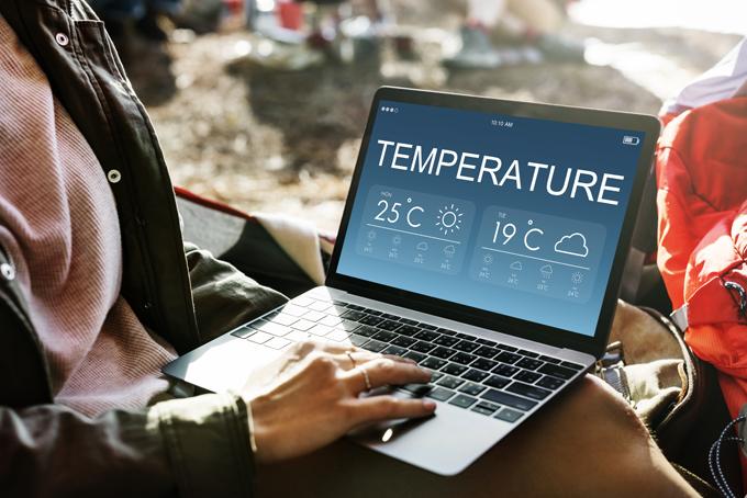 Dane prognozy pogody - produkty i usługi meteorologiczne